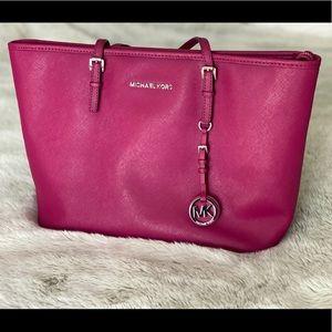 Michael Kors Bags - Michael Kors Saffiano Leather Tote